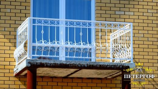 Кованые балконы в екатеринбурге и Челябинске: цены и фото. з.